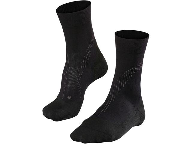 Falke Stabilizing Cool Calcetines Hombre, black